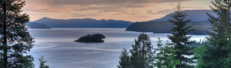 water rights on Lake Pend Oreille
